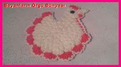Civciv Lif Modeli Yapımı | Bayanların Örgü Dünyası Baby Knitting Patterns, Crochet Earrings, Crochet Hats, Silk, Youtube, Bath, Toilet Paper Rolls, Crochet Doilies, Paper Envelopes