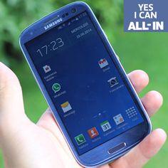 Se approfittate della #promo YES I CAN ALL-IN il #Samsung #Galaxy S III Neo può essere vostro a 109€ anziché 199€. Cosa aspettate? *la promozione termina il 30 Aprile 2015