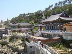 龍宮寺[ヨングンサ]の  韓国釜山観光-プサンナビ