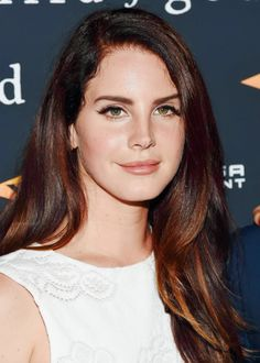 Lana Del Rey at the 'Child Of God' premiere in New York City