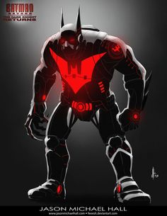 Batman Beyond Returns by Jason Michael Hall