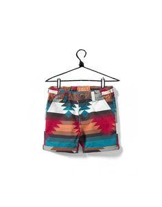 ethnic bermuda shorts - Bermuda shorts - Baby boy (3-36 months) - Kids - ZARA United States