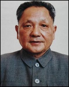 Deng Xiaoping .22 August 1904 – 19 February 1997) was a politician and reformist leader of the People's Republic of China who, after Mao's death led his country towards a market economy.