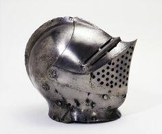 Helmets: London, 1540
