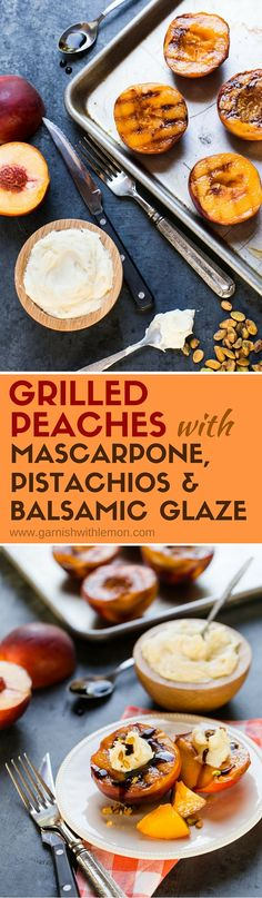 Desserts: Fruit on Pinterest | Grilled Peaches, Tarts and Strawberry ...