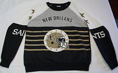 Awesome #vintage 80s GARAN #New Orleans #Saints mans large Sweat Shirt Like this? Please check out more here http://www.ebay.com/sch/lotstasell/m.html?_nkw=&_armrs=1&_from=&_ipg=&_trksid=p3686 Thanks!