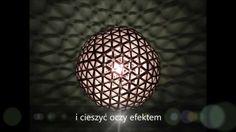 Tetralamp - lampa z kartonów