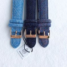 2016/06/09 03:56:17 nature_on_time Birline watch straps Summer blue x three, Witch is your favorite?  Available in the link above. #birline#watch#blue#harristweed#trendy#tweed#dapper#classy#time#timepice#mrporter#gq#watches#watchoftheday#watchpics#sky#minimalistic#scotland#kilts#mensfashion#style#menwithstyle#nature#gentleman#edinburgh#klocka#style#beatch#summer#gift