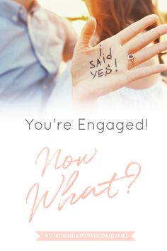 How to plan a wedding // engaged // future mrs // wedding planning // engagement // mr.