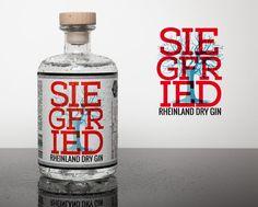 Siegfried Rheinland Dry Gin! - Germany - os