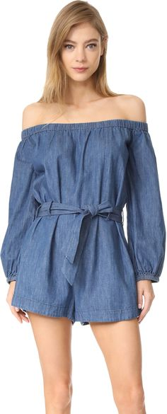 Free People Tangled In Willows Romper #coachella