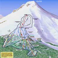 My home mountain - Timberline Lodge Ski Resort, Mt. Hood, Oregon
