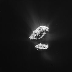 Space in Images - 2015 - 06 - Comet on 23 May 2015 – NavCam