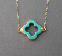 It All Appeals to Me: Trendy Turquoise Jewelry