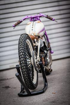 Purple Haze - Black Ace Customs