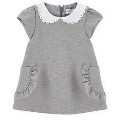 Tartine et Chocolat – Milano jersey dress – 237084 Tartine and Chocolate – Milano Jersey Kleid – 237084 This. Toddler Girl Style, Toddler Dress, Toddler Outfits, Girl Outfits, Baby Dress Design, Frock Design, Baby Girl Fashion, Kids Fashion, Sewing Kids Clothes