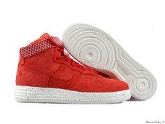 Nike Lunar Force 1 Hi UNDFT University Red