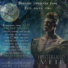 Official promo from The Hinterland Veil, Volume 7 in The House of Crimson & Clover series. Veil, Mystery, Books, Movie Posters, Libros, Veils, Book, Film Poster, Book Illustrations
