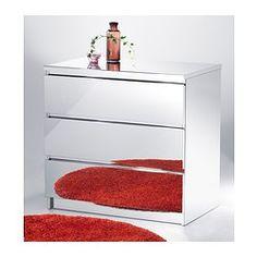 MALM Kommode med 3 skuffer - IKEA