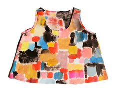 I've fallen in-love with a textile painter