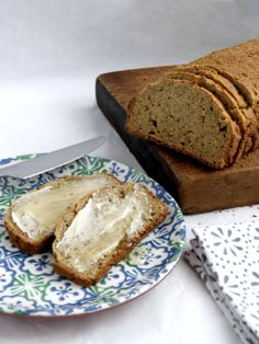Paleo Bread with Cassava Flour and Flax Seeds - Nut Free - Paleomantic