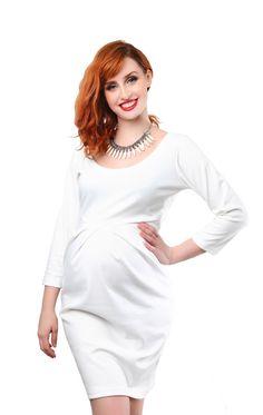 Maternity dress   Visit:  http://mama-nova.hr/    #dress #baby  #maternity #pregnancy      http://mama-nova.hr/shop/casual/haljina-za-trudnice-dora-hd03/
