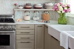 Use Your Sink - 15 Tricks to Speed Clean the House - Southernliving. Hide your dirty dishes in a deep sink, in the dishwasher, or even in the oven. A quick sweep of the kitchen will make it look spectacular.
