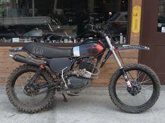 Honda XL500 by Brat Style