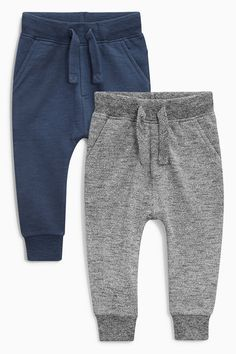 Next Skinny Joggers Two Pack (3mths-6yrs) Online | Shop EziBuy
