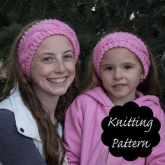 MY FAVORITE CABLE HEADBAND  -Cable Headband Knitting Pattern -Womens Headband Pattern -Knitted Headband Ear Warmer Pattern -Chunky Ear Warmer Pattern  WITH PURCHASE, YOU WILL RECEIVE: 1 PDF Digital Download Knitting Pattern for this cable headband. Includes photos, charts, and instructions.  ABOUT