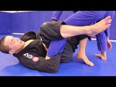 de la rita ankle lock - 6 of the hottest BJJ techniques for 2014
