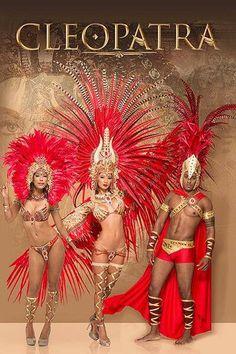 Trinidad Carnival 2015, Fantasy, Blockbuster,  Anthony and Cleopatra