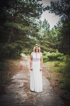Wedding photoshoot of Anna.