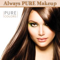 Pure Colors offers mineral foundations, mineral blushes, lip glosses, and mineral eye shadows, to name just a few. We have a selection of hundreds of shades to choose from. The quality and consistency of our mineral cosmetics are unrivaled in the industry. Visit www.purecolorsinc.com for our full selection of pure makeup! ‪#‎purecolors‬ ‪#‎highestquality‬ ‪#‎longlasting‬ ‪#‎pure‬ ‪#‎mineralmakeup‬ ‪#‎crueltyfree‬ ‪#‎fragrancefree‬ ‪#‎glutenfree‬ ‪#‎fillerfree‬ ‪#‎bismuthfree‬