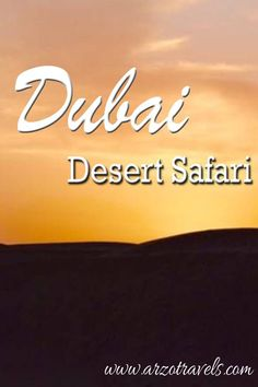 A Dubai desert safari had been on my bucket list for a very long and it really broke my heart that I was not able to do such a tour last time (just stayed for less than 48 hours). So I was looking very forward to this tour and did not get disappointed at all.