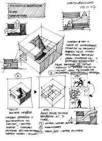 sketchbook on Architizer