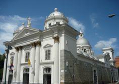 Basilica Menor de Santa Teresa Foto @ caracasarquitecturaehistoria