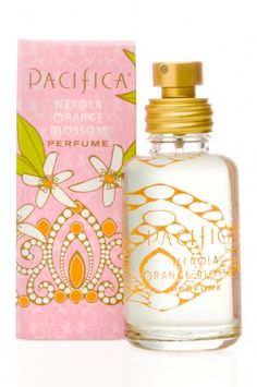 Nerola Orange Blossom Spray Perfume | Pacifica Perfume. My all time fave scent.