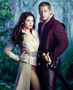 Snow White And Prince Charming Are Engaged...Sort Of