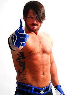 AJ Styles - Bullet Club