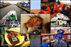 BORNHOLM z Darłówka - Będąc w okolicy Darłowa można zrobić jednodniowy wypad na tę piękną duńską wyspę! Polecamy!