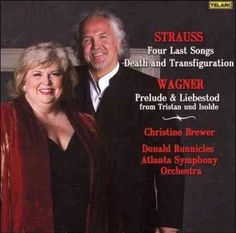 Christine Brewer - Strauss: Four Last Songs / Wagner: Prelude & Liebetod