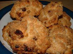 Mrs. Weasley's Rock Cakes- Harry Potter recipe