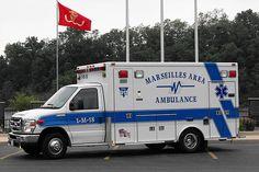 vintage ambulance photo collection