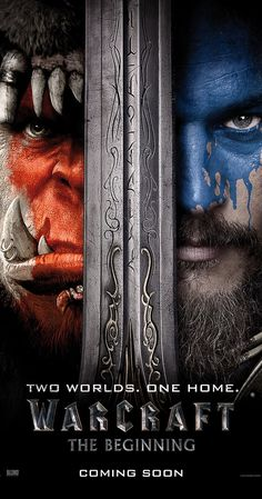 Directed by Duncan Jones.  With Travis Fimmel, Daniel Wu, Toby Kebbell, Paula Patton. An epic fantasy/adventure based on the popular video game series.