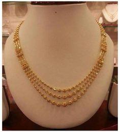 Gold Ring Designs, Gold Bangles Design, Gold Jewellery Design, Indian Gold Jewellery, Gold Chain Design, Handmade Jewellery, Indian Jewelry Sets, Designer Jewelry, Gold Chain Indian
