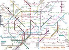 Shanghai Subway.