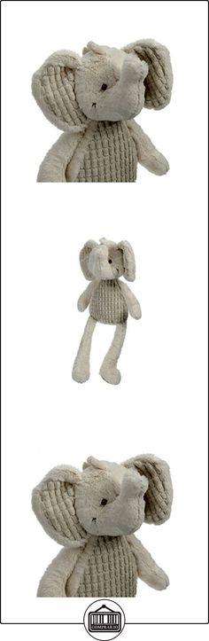 NICOTOY - Peluches et Doudous - Peluche éléphant Blanc Ecru - Pantin Longues Jambes - Doudou bébé 40 cm  ✿ Regalos para recién nacidos - Bebes ✿ ▬► Ver oferta: http://comprar.io/goto/B00U548EZ4
