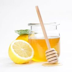 To reduce skin oiliness, apply a mixture of one tsp of honey with one tsp of lemon juice and egg white. Wash off after 20 minutes.