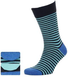North Coast 2 Pairs of Cotton Rich Wide Multi-Striped Socks £4 47% OFF! #bestdressed #fashion #ukhd #style #deal www.bestdressed.co.uk